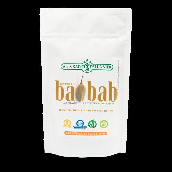 Polvere di Baobab Alle Radici della Vita
