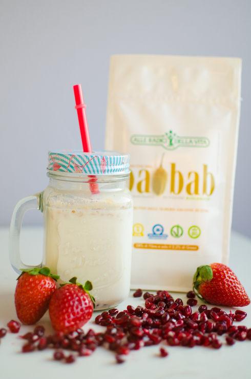 Alle Radici della Vita : polvere del frutto di Baobab
