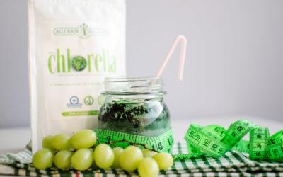 Alga Chlorella: proprietà e benefici